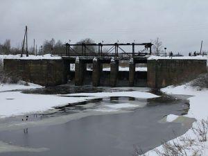 Обследование технического состояния водосливной плотины