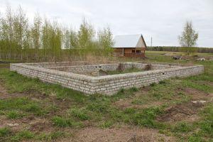 Обследование фундамента загородного дома