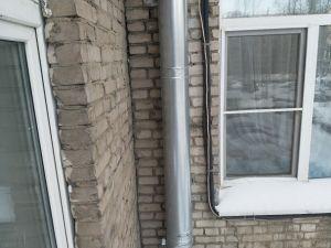 Обследование трещины в стене квартиры в Москве