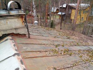 Экспертиза крыши и кровли жилого дома Москва и Московская область