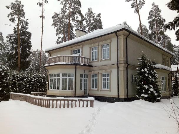 Обследование частного дома в Московской Области